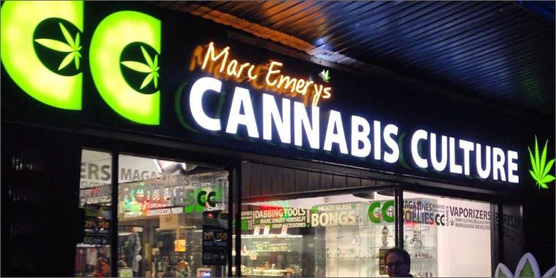 cannabis culture dispensary raid