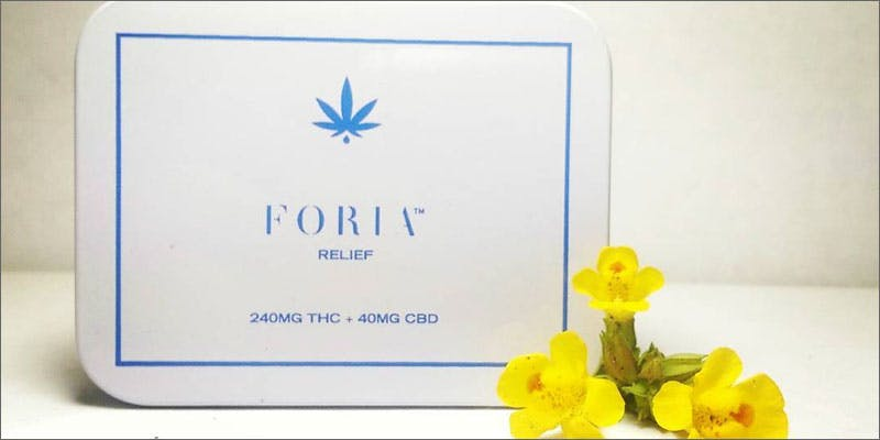1 cannabis products just for ladies foria relief This Dominos Driver Delivered More Than Just Pizza