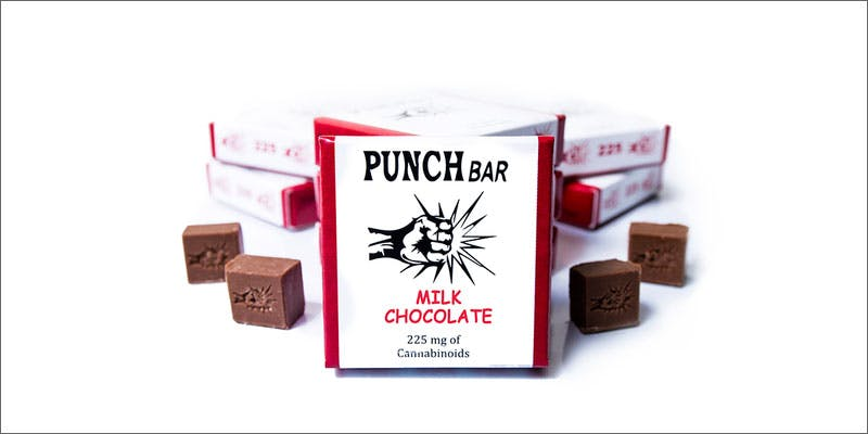 1 delectable cannabis infused chocolates punchbar milk This Dominos Driver Delivered More Than Just Pizza