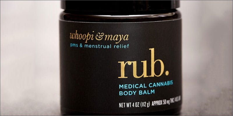 10 cannabis infused moisturizers whoopi maya This Dominos Driver Delivered More Than Just Pizza