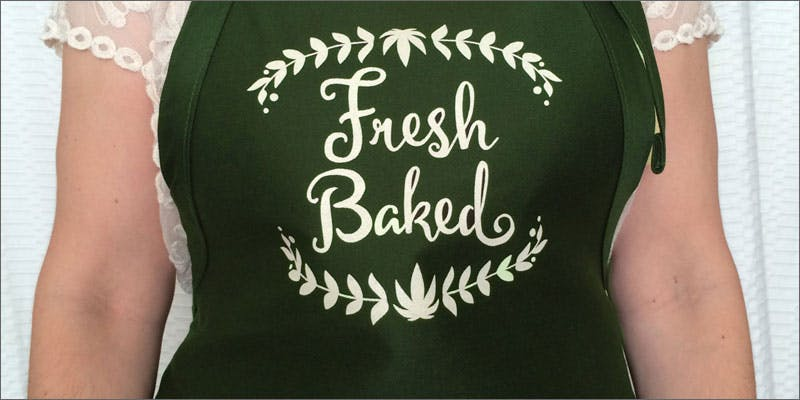 14 stoner chick accessories fresh baked apron 15 Accessories You Need If Youre A Weed Loving Lady