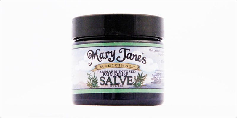 3 cannabis infused moisturizers maryjanes medicinals salve This Dominos Driver Delivered More Than Just Pizza