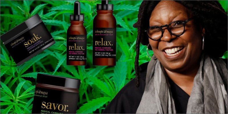 6 most influential women cannabis whoopi This Dominos Driver Delivered More Than Just Pizza
