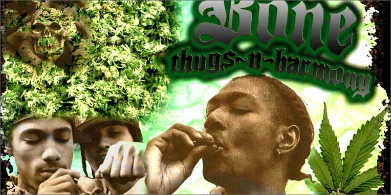 8 best rap songs about weed bonethugs Man Walked Free From Court Over Medical Cannabis Charges