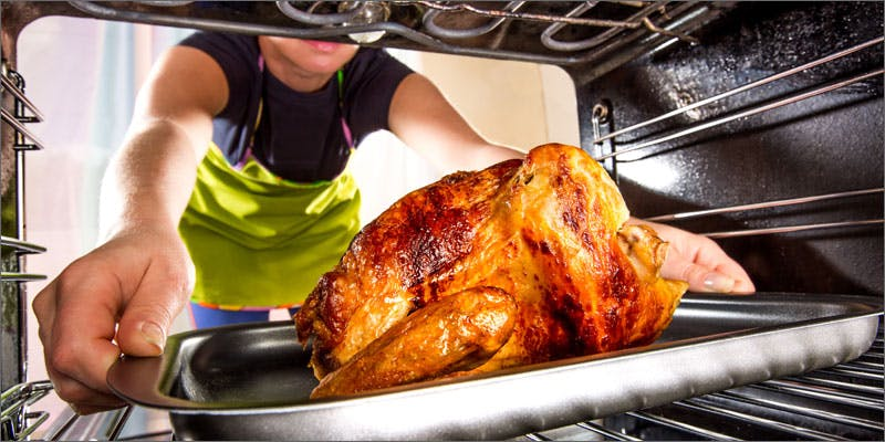You're Roasted Chicken