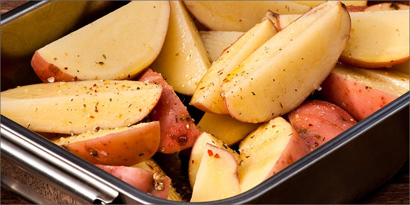 1 1 Cannabis Infused Roasted Red Potatoes Will Rock Your Dinner Table
