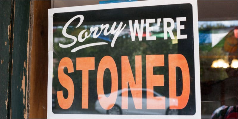 1 funny dispensary signs African Americans At Greatest Risk For Cannabis Arrests