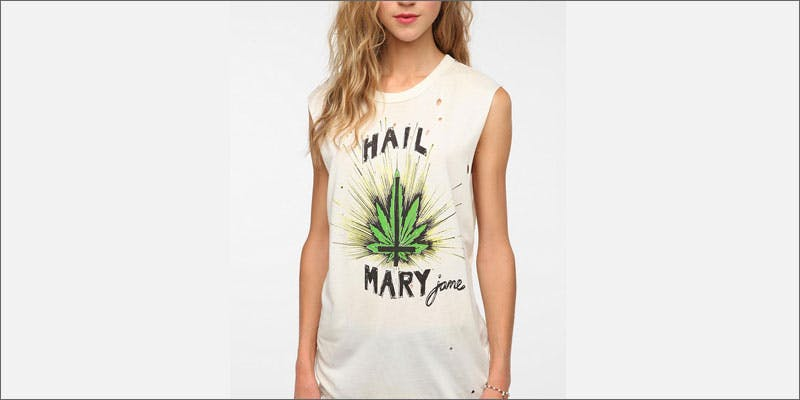 14 accessories women support legalization tank Cannabis Infused Roasted Red Potatoes Will Rock Your Dinner Table