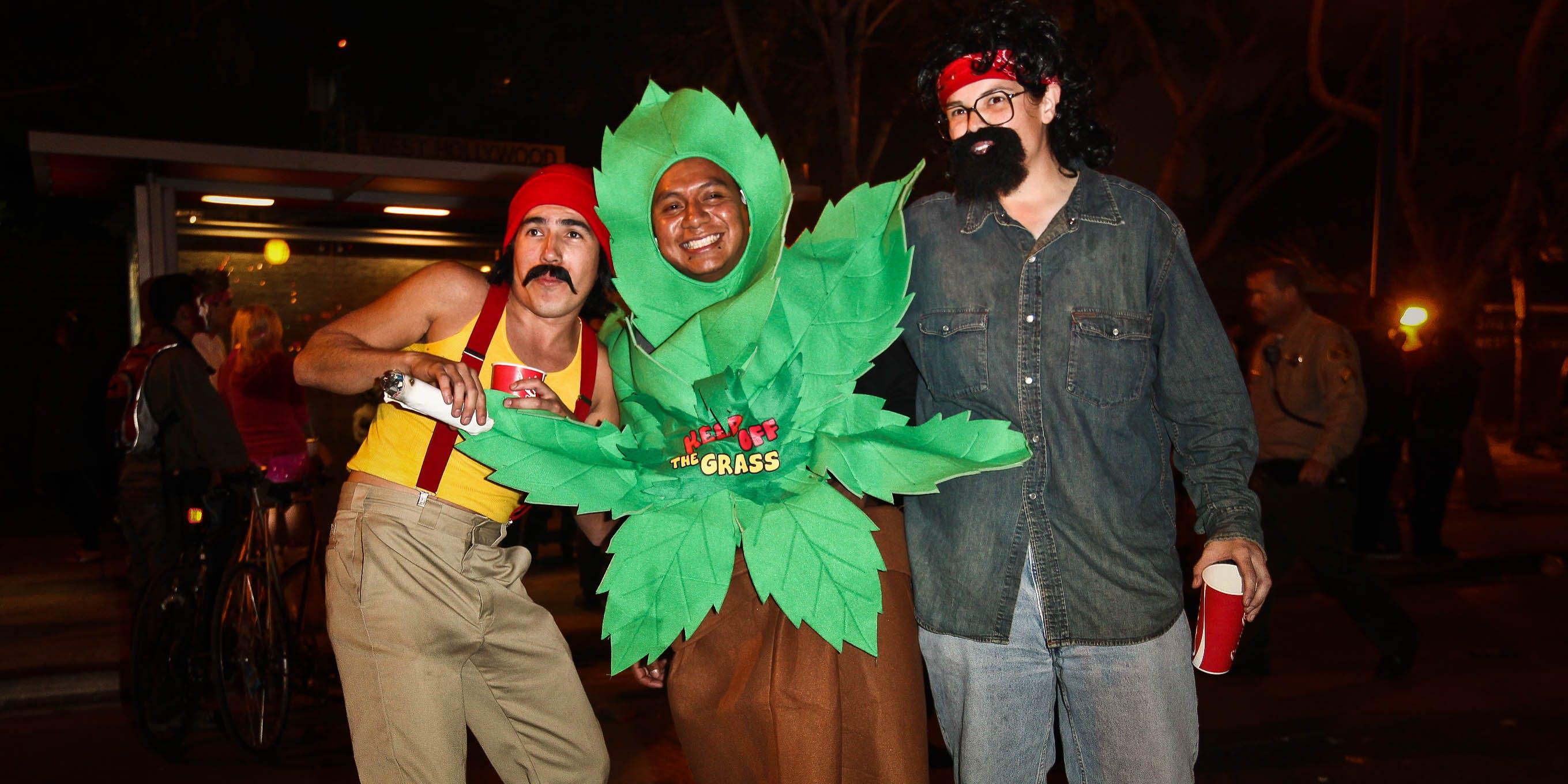 halloween weed costume ideas