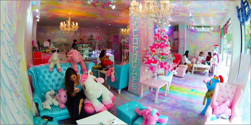 3 magical unicorn cafe There's A Unicorn Café That's Magical AF