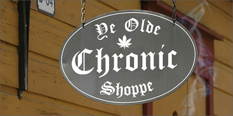 5 funny dispensary signs African Americans At Greatest Risk For Cannabis Arrests