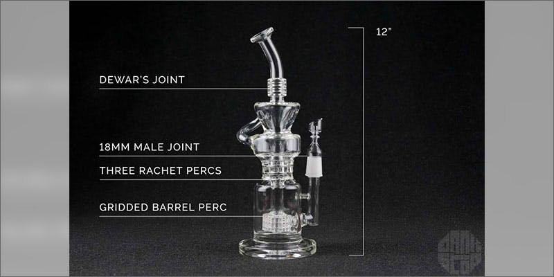 5 hottest rigs ultimate dab bar 1 Minnesota Adds PTSD To Medical Cannabis Conditions