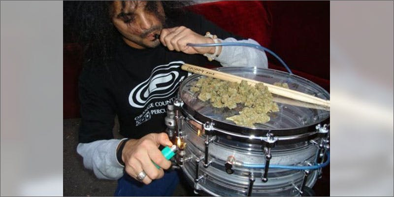 5 musical instruments made into bongs African Americans At Greatest Risk For Cannabis Arrests