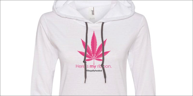 5 ways to wear pink pot leaf support sweatshirt African Americans At Greatest Risk For Cannabis Arrests