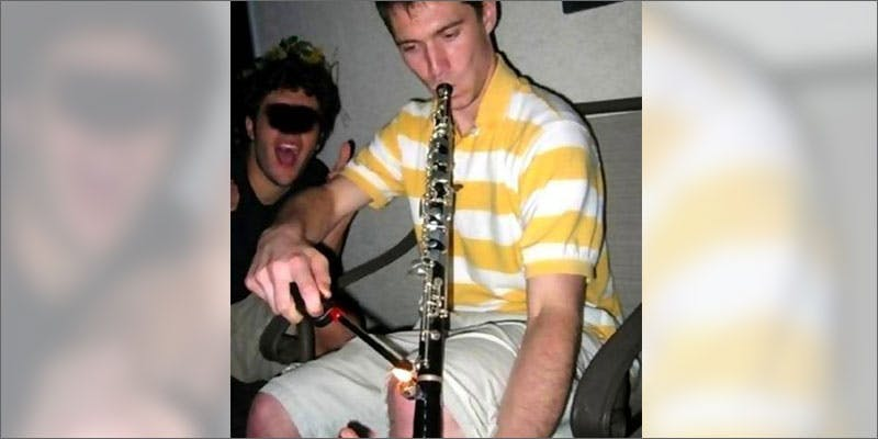 5 weird homemade bongs clarinet 10 Cannabis Drinks You Must Try