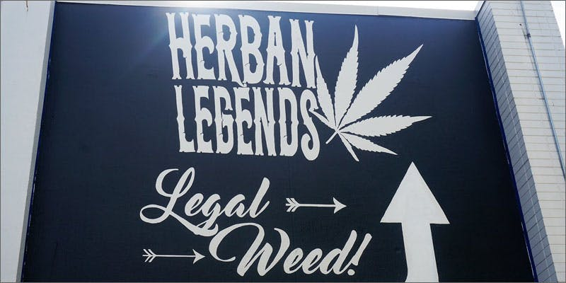 8 funny dispensary signs African Americans At Greatest Risk For Cannabis Arrests