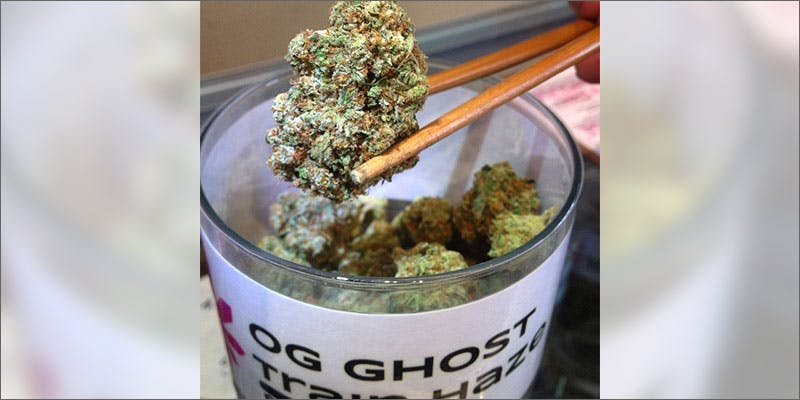 8 halloween themed cannabis strains ghost train haze To Put It Bluntly, You Need To Watch This New Women & Weed Show