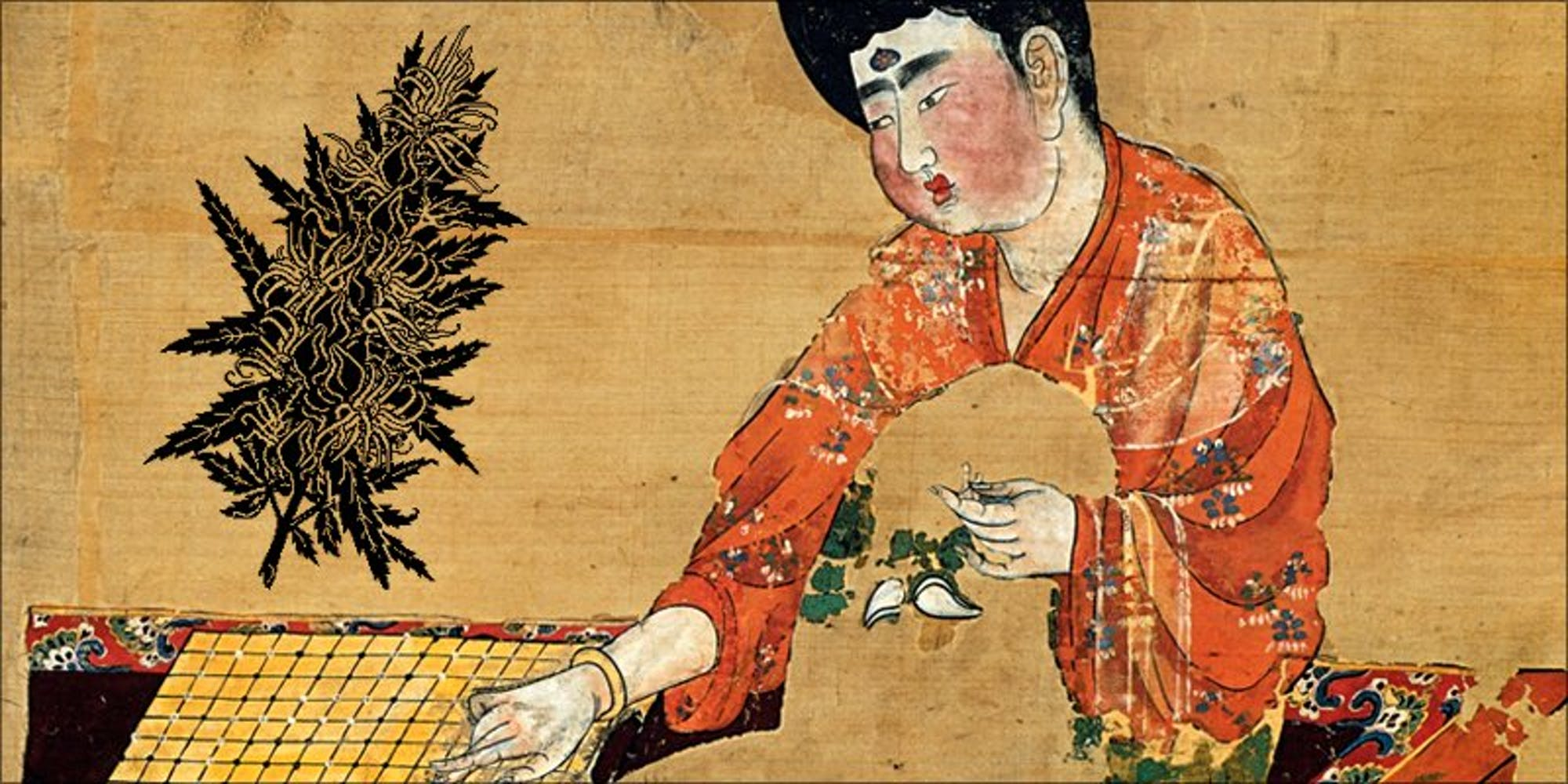 2,500-Year-Old Cannabis Plant Found On The Silk Road | Herb