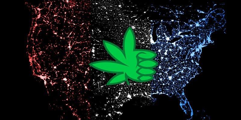 cannabis legalized