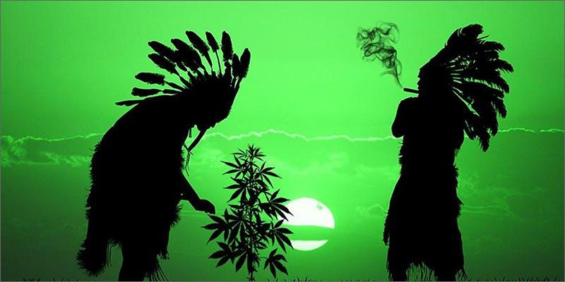 Pot Powwow