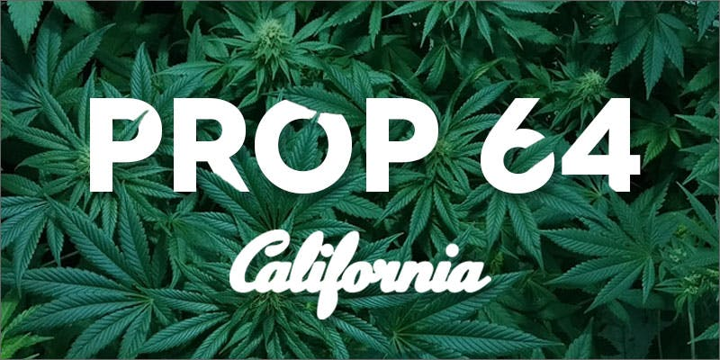 reasons to oppose california prop64 hero The Californian Tax Glitch Is Great News For Medical Cannabis Patients
