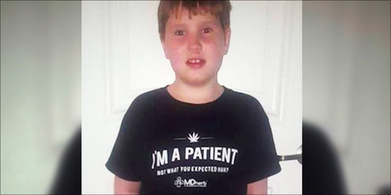 Boy With Special 1 The Californian Tax Glitch Is Great News For Medical Cannabis Patients