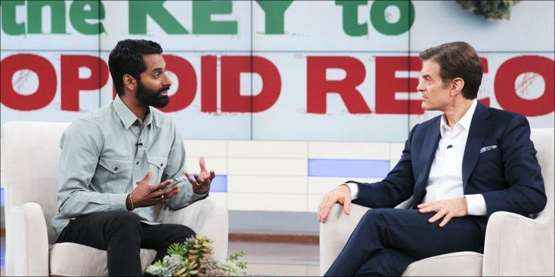 Dr. Oz 1 To Put It Bluntly, You Need To Watch This New Women & Weed Show