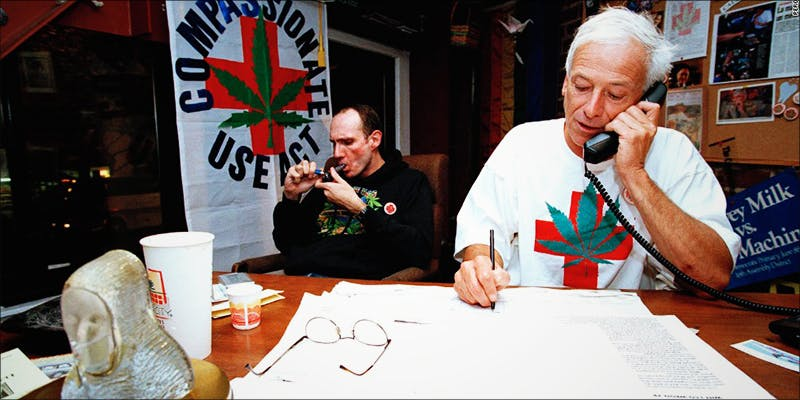 The OGs Of 1 Dennis Peron: You Owe Everything To The Godfather Of Weed