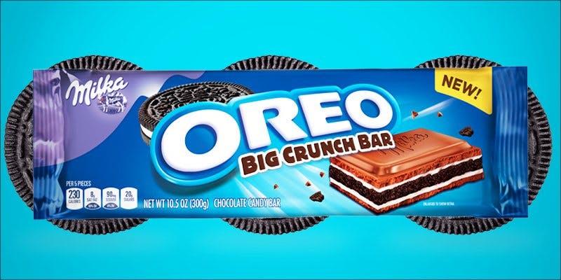 Oreo Chocolate Bars