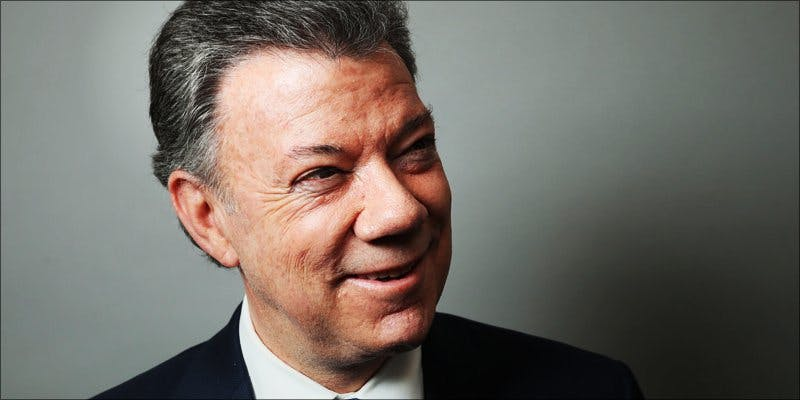 Colombian President