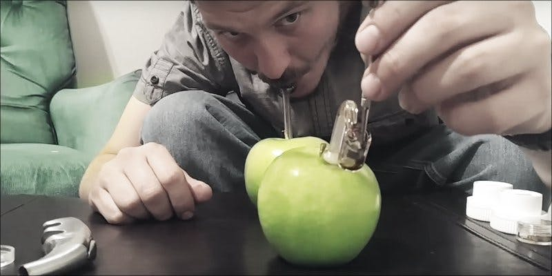 apple dab rig