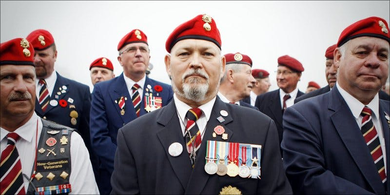 canadian veterans