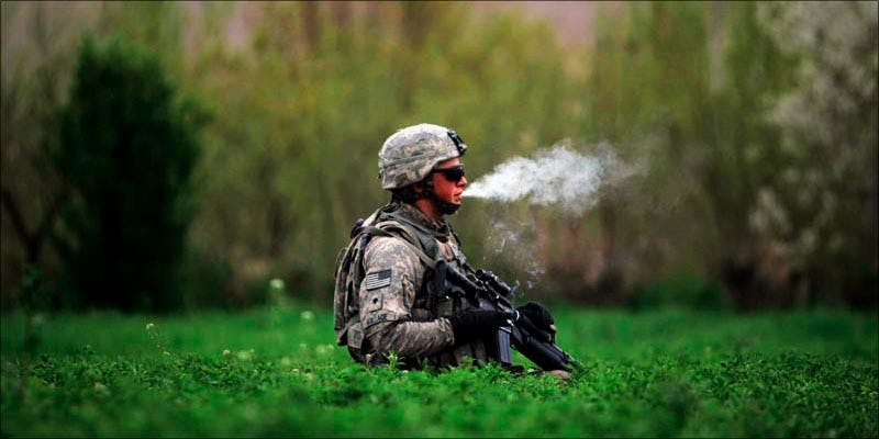 Air Force Loosens 1 The Air Force Just Announced Its Relaxing Current Cannabis Restrictions