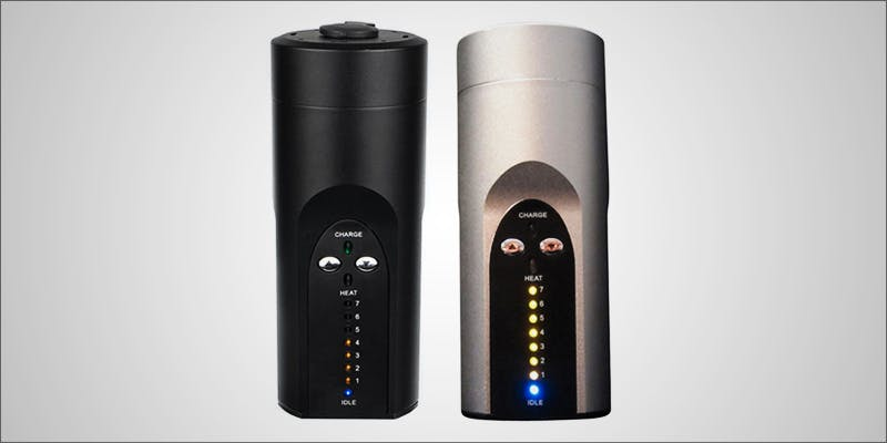 Arizer Vaporizers Provide 1 Legal Cannabis Sales Are Booming More Than The Dot Com Era