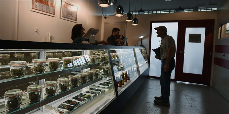 Despite Being Illegal 1 Legal Cannabis Sales Are Booming More Than The Dot Com Era