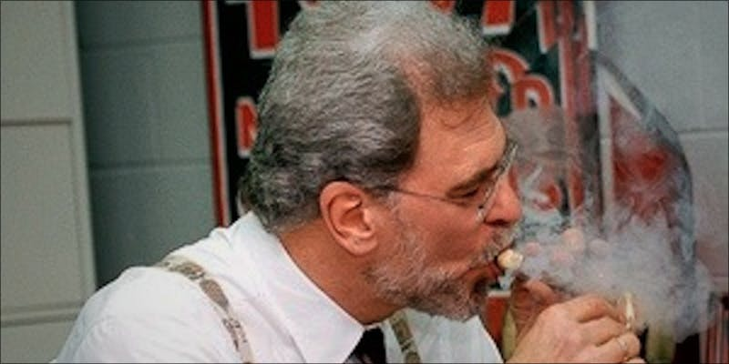 Phil Jackson Admits 1 Legal Cannabis Sales Are Booming More Than The Dot Com Era