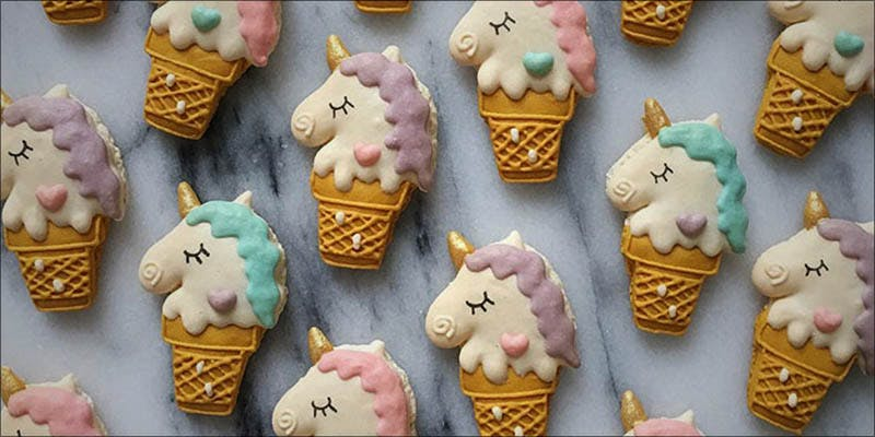 Unicorn Macarons Are 9 Legal Cannabis Sales Are Booming More Than The Dot Com Era