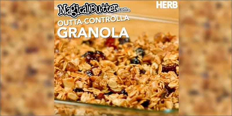 Outta-Controlla Granola
