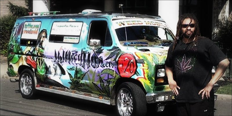 'Weedmobile'