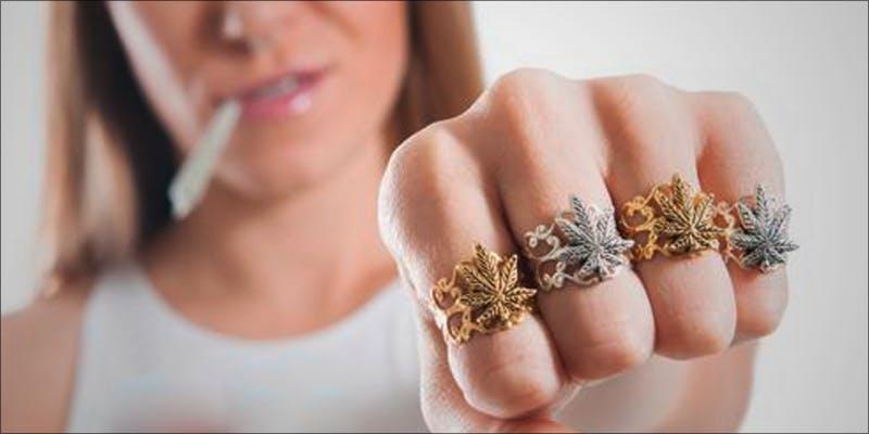 weed rings