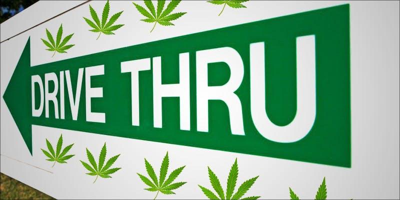 Drive-Thru Dispensary