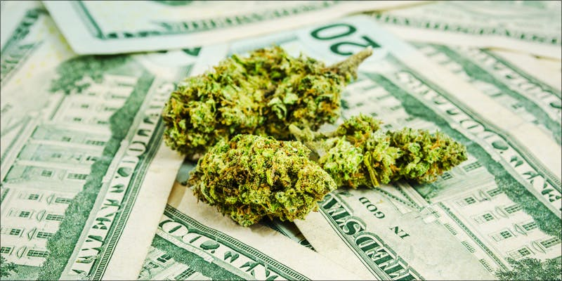 Pot Taxes 1 Oklahoma Lawmakers Want To Make Cannabis Possession A Crime Again