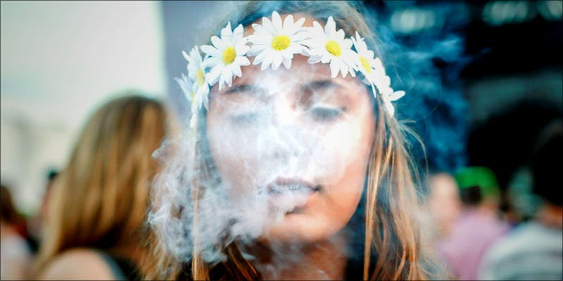 Smart Teens Most hero Stressed? A Little Weed Goes A Long Way, According to New Study