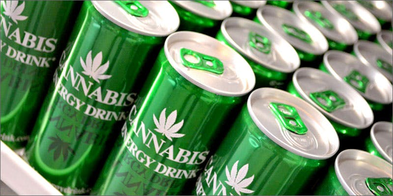 Lovely This Cannabis Energy Drink Will Give You A Healthy Buzz