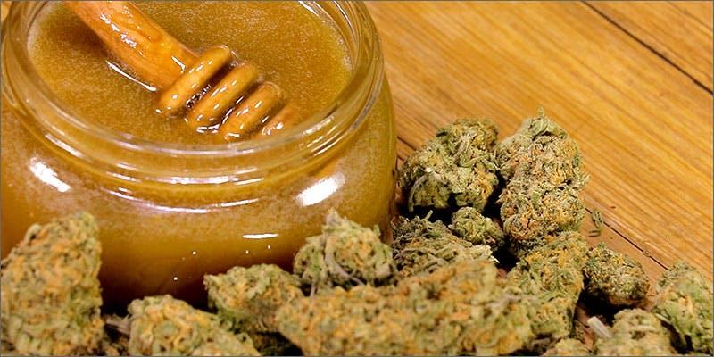 Magical Cannabis Honey