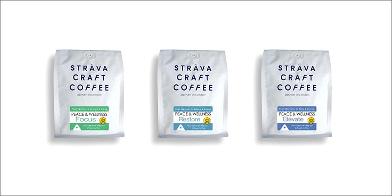 strava1 CBD Infused Coffee Will Bring A Unique Kick To Your Morning Routine