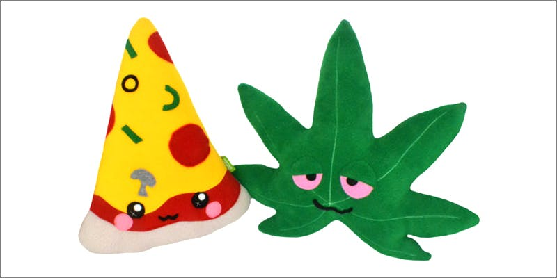10 Products For 10 10 Products You Need In Your Life If You Really Love Pizza And Weed