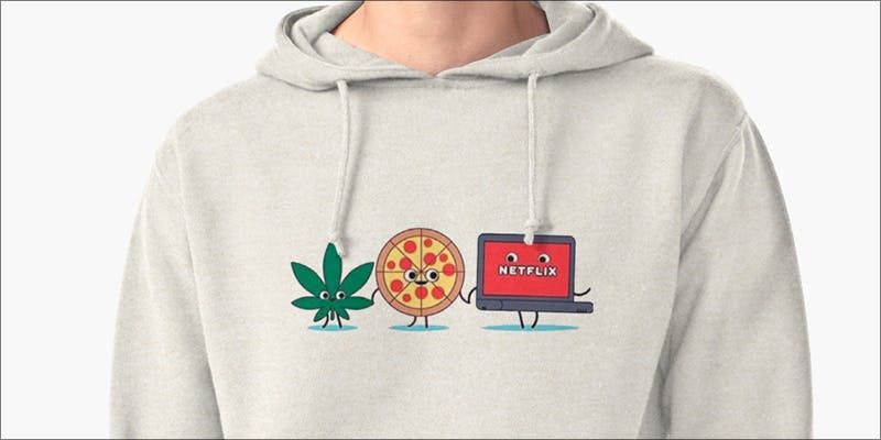 10 Products For 7 10 Products You Need In Your Life If You Really Love Pizza And Weed