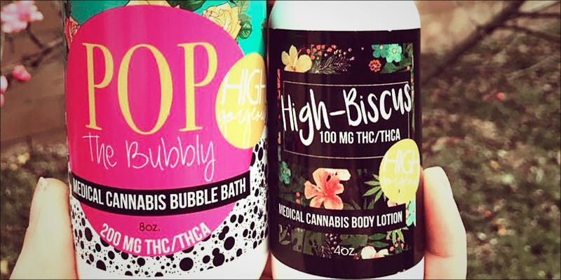 Weed-Infused Products