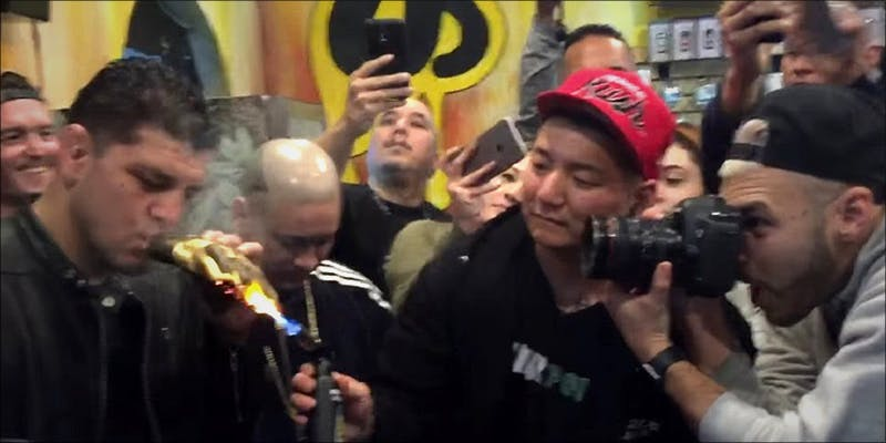 Diaz Brothers Not 2 Heres What Happened When A Bunch Of Pensioners Raided A Pot Shop